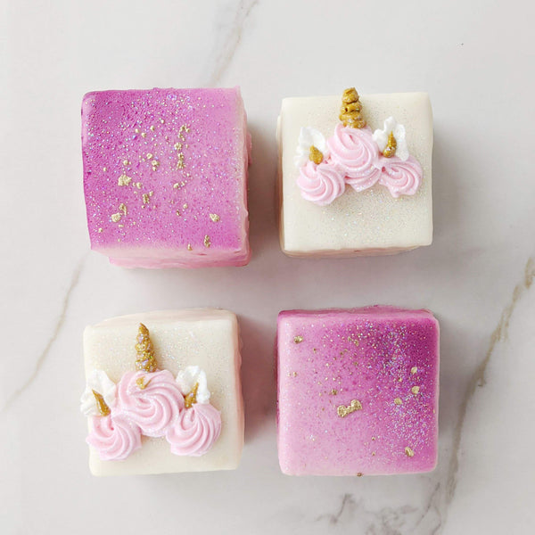 Unicorn Tea Cakes- Magical Collection
