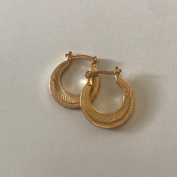 Clavo Earrings