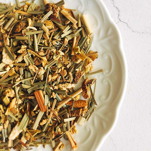ginger lemongrass tea