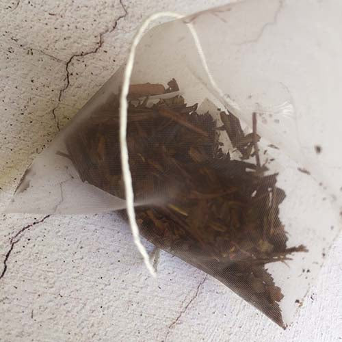 japanese hojicha tea bag