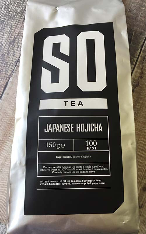 japanese hojicha tea shop