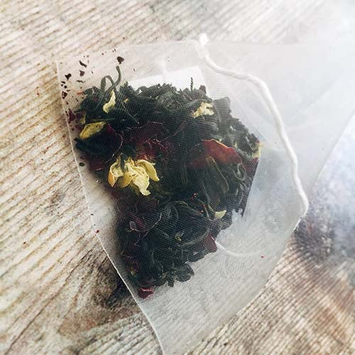 jasmine rose flower tea chinese tea