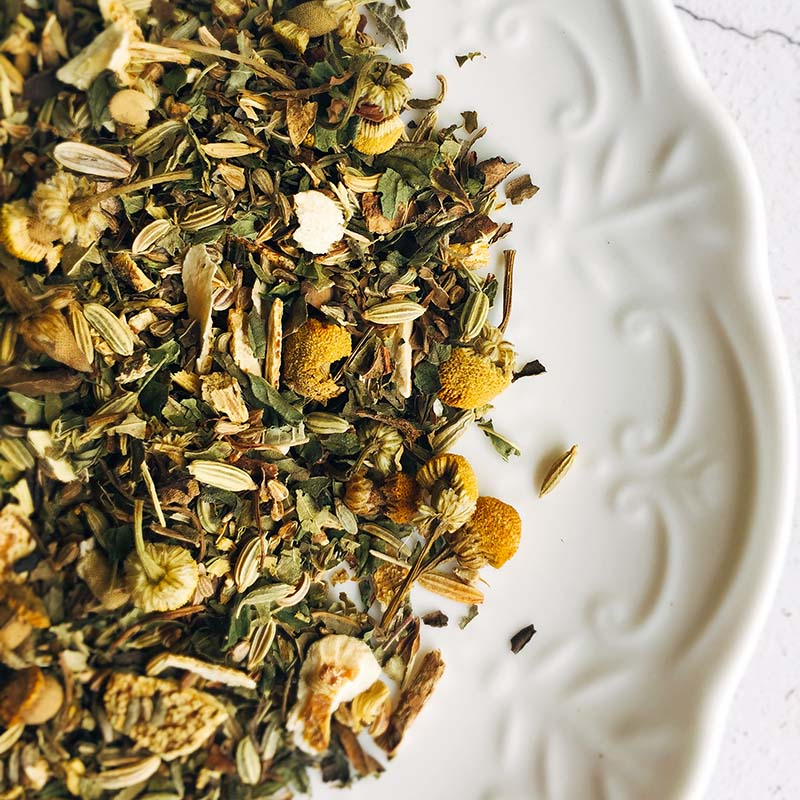 organic herbal chamomile