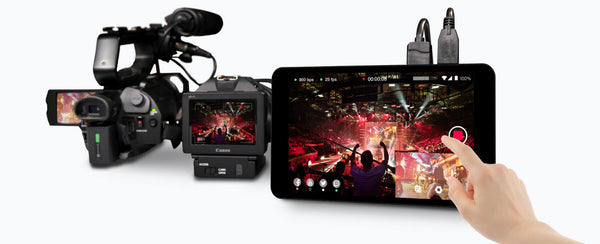 YoloLiv YoloBox The Portable Live Stream Studio Why we need YoloBox overview high compatibility with cameras smartphone drone