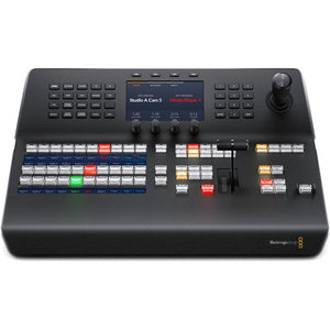 Blackmagic Design ATEM 1 M/E Advanced Panel black color control panel