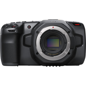Blackmagic Design Pocket Cinema Camera 6K front