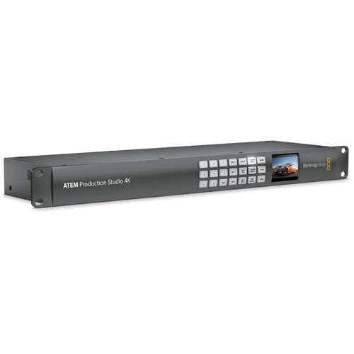 Blackmagic Design ATEM Production Studio 4K Live Switcher live video live streaming