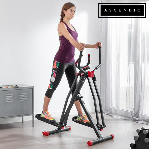 InnovaGoods Sport Fitness Air Walker med motion guide