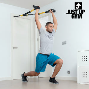 Just Up Gym Chest Expanders for Suspension Training