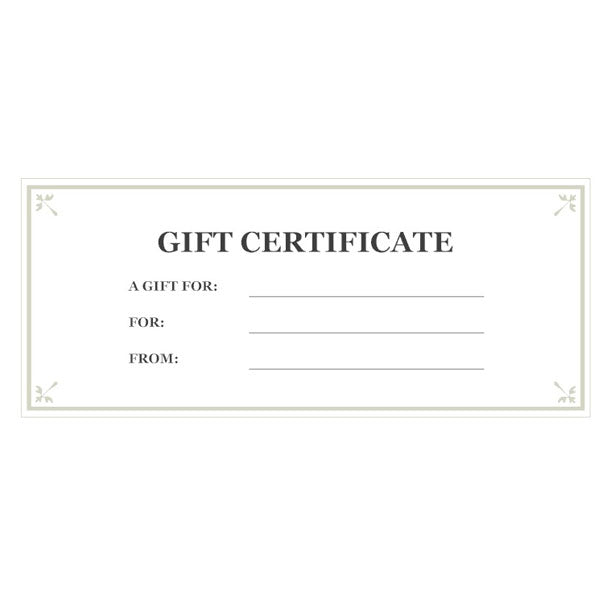 Sisters Silk Art Gift Certificate / Gift Card