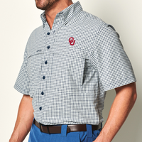 GameGuard University of Oklahoma Glacier TekCheck Shirt