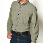 Mesquite TekCheck Shirt | Long Sleeve