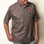 GameGuard University of Oklahoma GunMetal Cotton Shirt