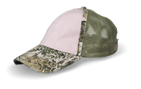 Pink Distressed Cap | GameGuard | Mesquite MeshBack
