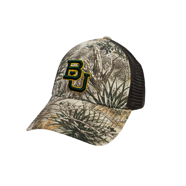 GameGuard Baylor University Cap | Chocolate MeshBack