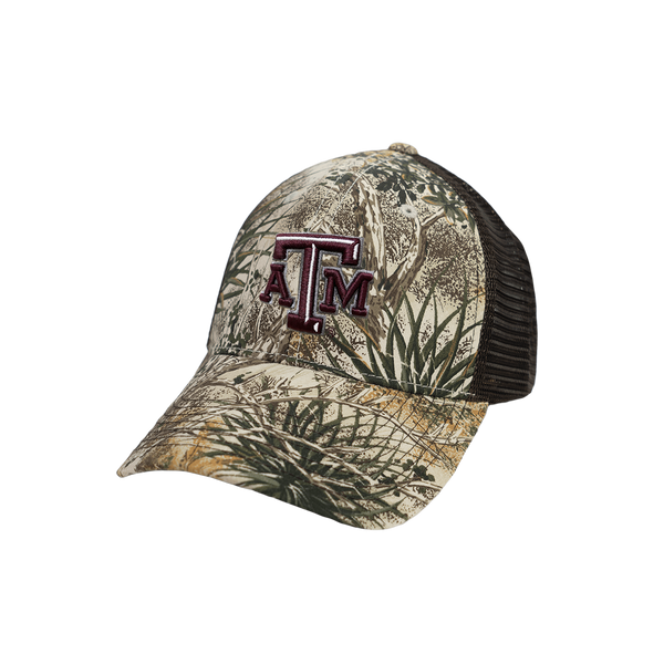 GameGuard Texas A&M University Cap | Chocolate MeshBack