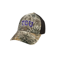 GameGuard Texas Christian University Cap | Chocolate MeshBack