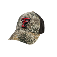 GameGuard Texas Tech University Cap | Chocolate MeshBack