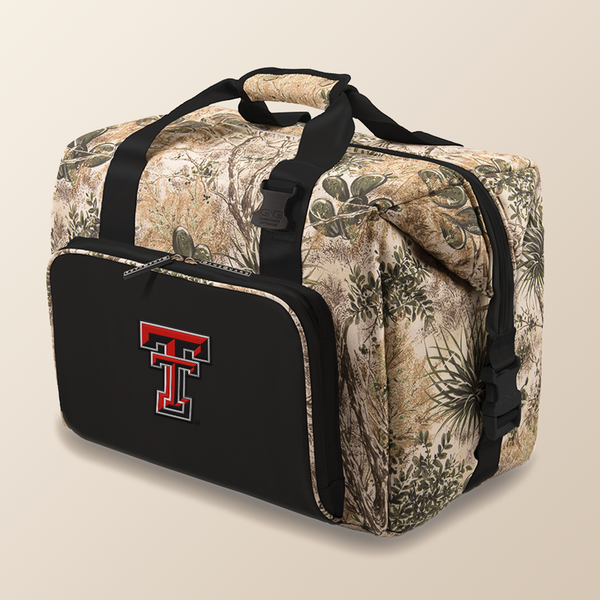 GameGuard Texas Tech University Caviar Cooler Bag