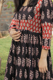 Bagru Print Handcrafted Gathered Kurta