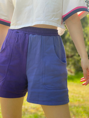 Shorts- Two-tone