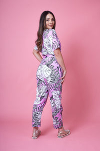 Boiler Suit- Jungle Print