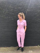 Load image into Gallery viewer, Boiler Suit- Pink