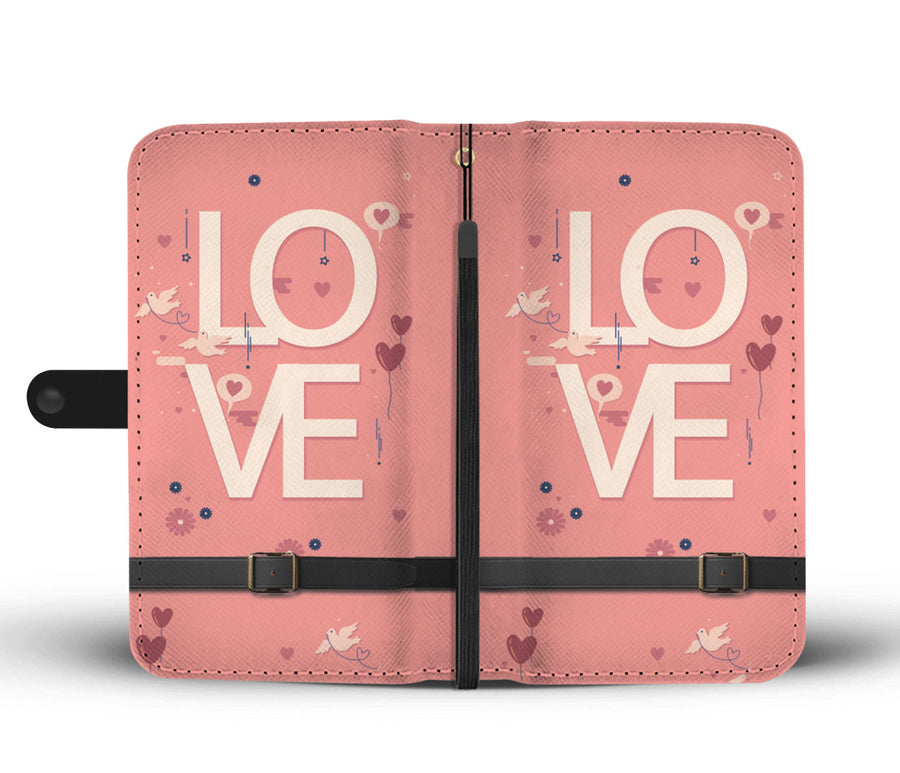 Love Wallet Case-Beyoubebuddha