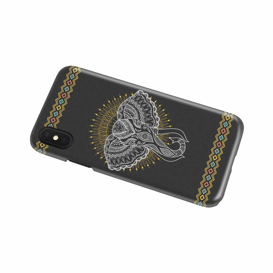 Elephant Phone Case-Beyoubebuddha