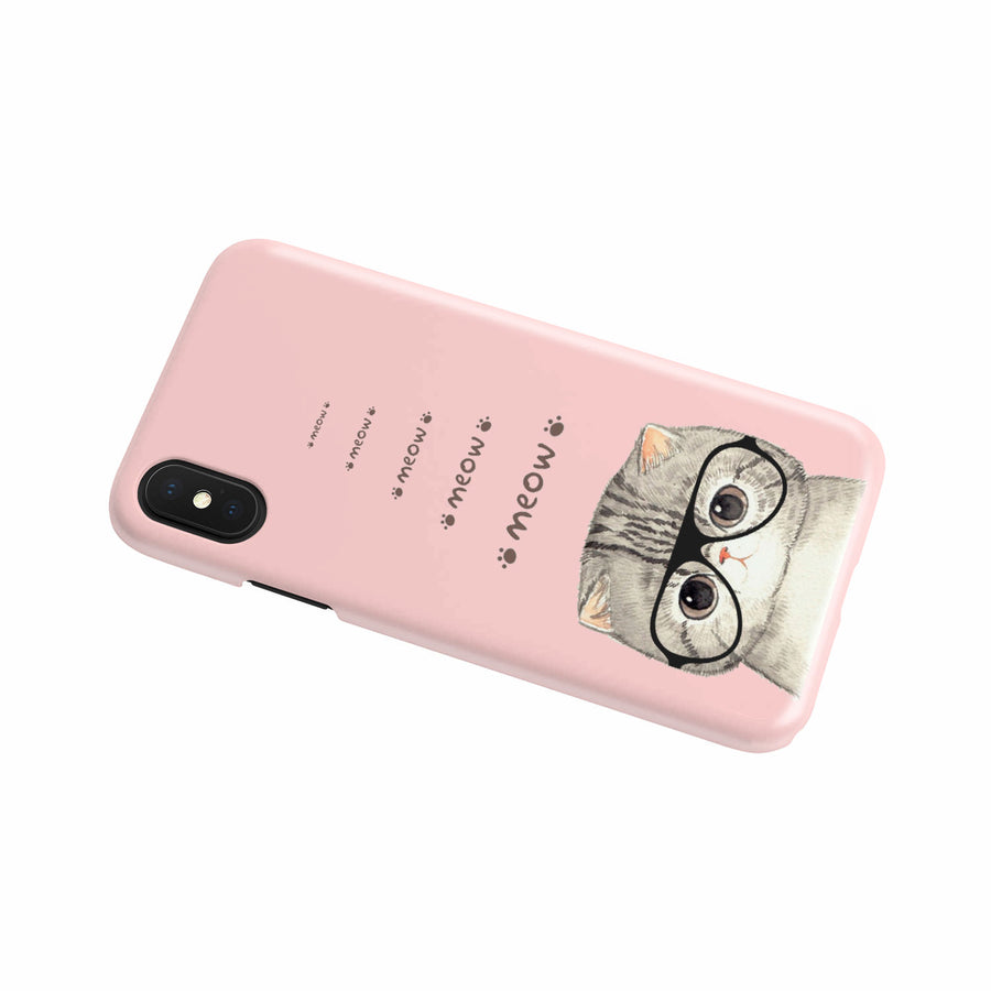 Meow Phone Case