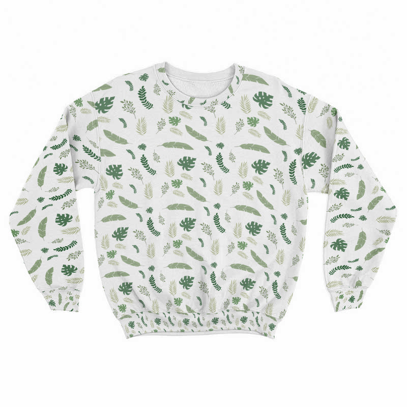 Tree Leaves Sweatshirt