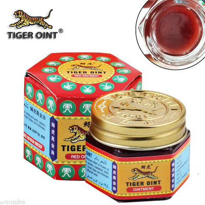 100% Original Red Tiger Balm