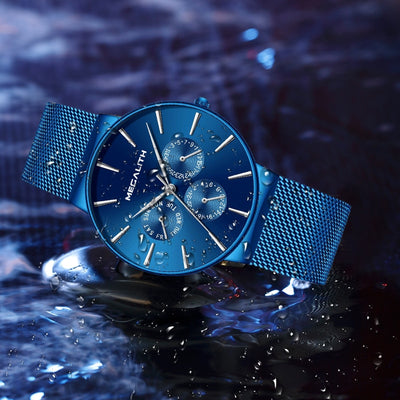 Luxury Ultra Thin Watch