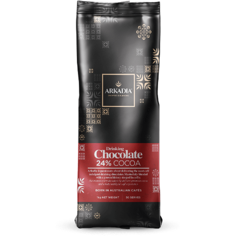 Arkadia Drinking Chocolate 24% 1kg