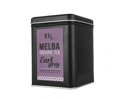 Melba Organic Tea - Earl Grey