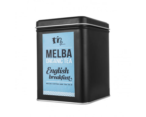 Melba Organic Tea -  English Breakfast