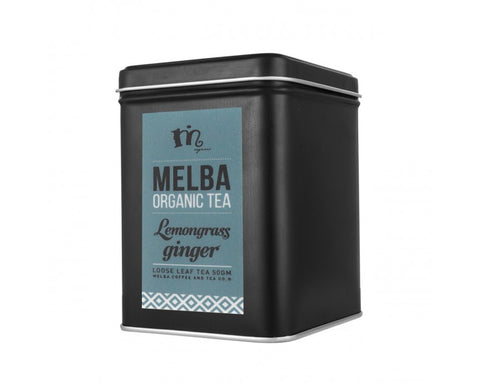 Melba Organic Tea -  Lemongrass & Ginger