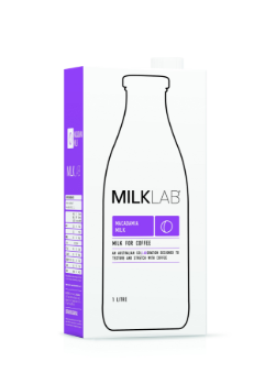 Milk Lab Macadamia Milk 8x 1L