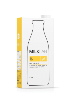 Milk Lab Soy Milk 8x 1L