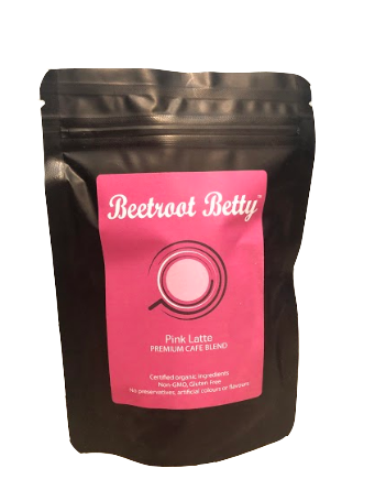 Beetroot Betty Pink Latte 70g