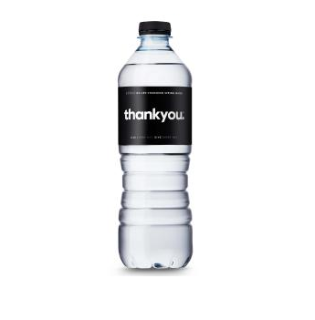 Thankyou Spring water 12x600ml