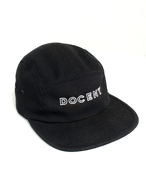 Docent 5-Panel Hat - Docent Coffee