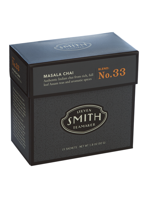 Masala Chai (Spiced Black Tea)