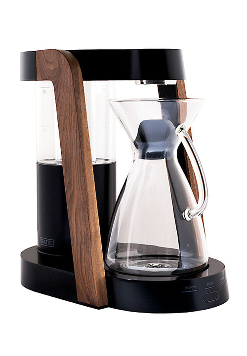 Ratio Eight Coffee Maker - Black - Docent Coffee