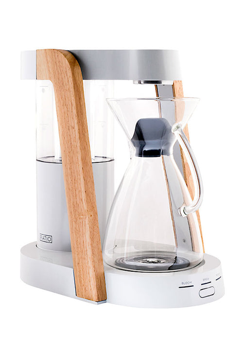 Ratio Eight Coffee Maker - Oyster - Docent Coffee