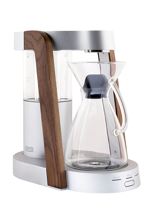 Ratio Eight Coffee Maker - Silver - Docent Coffee