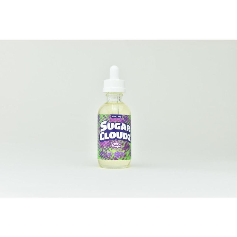 Sugar Cloudz - Juicy Grape Vape Juice
