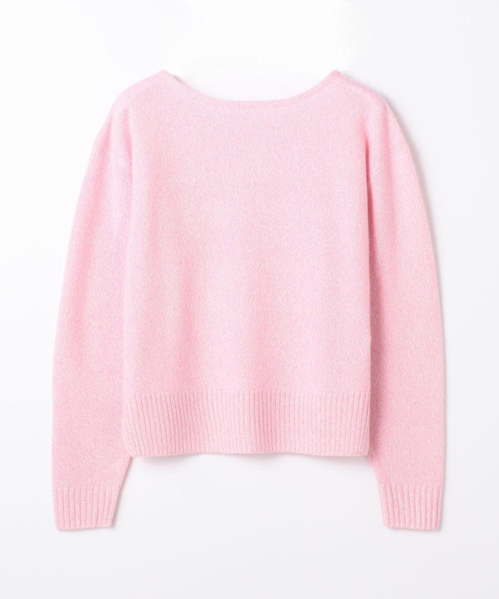 TOMORROWLAND Scottish cashmere boat neck pullover