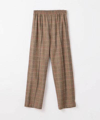 Dual Stretch Wool Easy Pants