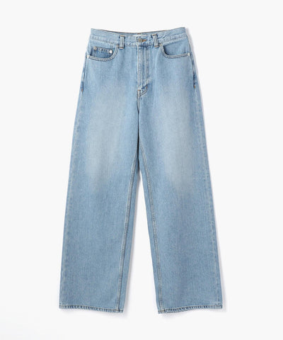 Macphee Denim Wide Straight Jeans